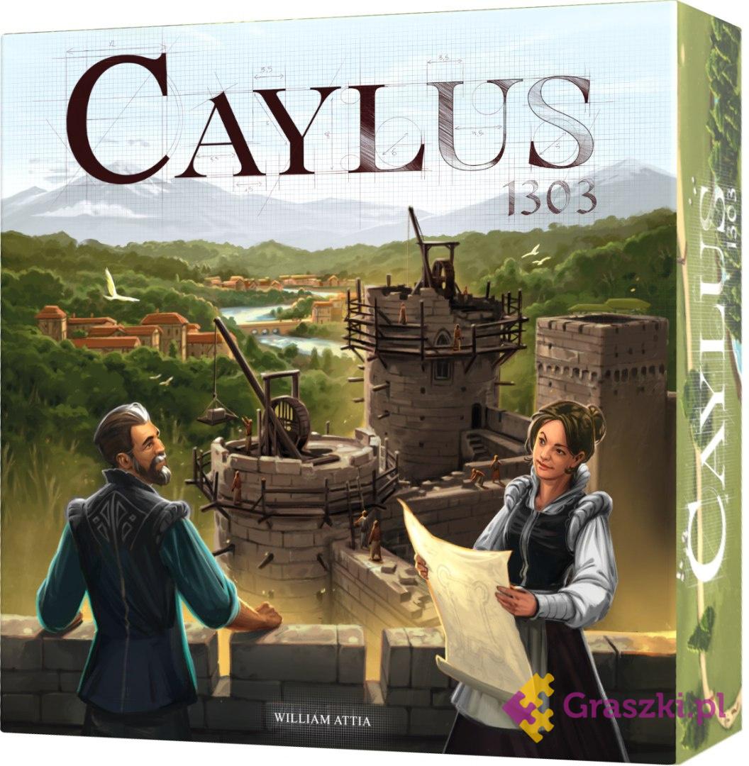 Caylus 1303 // darmowa dostawa od 249.99 zł // wysyłka do 24 godzin! // odbiór osobisty w Opolu
